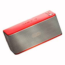 Merlin Aqutrax <b>Bluetooth Speaker</b> (Red), No color - buy at the price ...