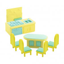 """<b>Игровой набор</b> """"<b>Мебель</b> для кукольного домика"""", Play The Game, ЛК"""
