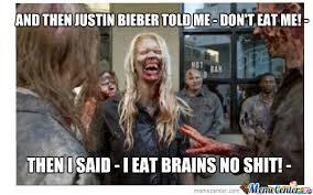 Clever Zombie by chapakito - Meme Center via Relatably.com