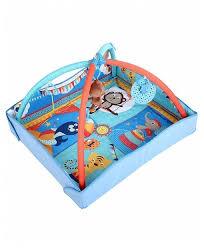<b>Развивающий коврик La</b>-<b>Di</b>-<b>Da</b> Обезьянка в цирке — купить по ...