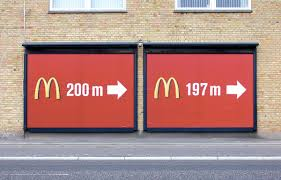 maniello s thoughts there are no two words in the english mcdonalds billboards 200m 197m