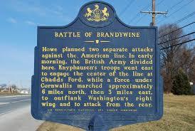 「the battles of Brandywine」の画像検索結果