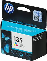 <b>Картридж HP 135</b>, многоцветный [<b>c8766he</b>]