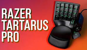 <b>Кейпад Razer Tartarus Pro</b> - Статьи и Обзоры - ЗОНА51