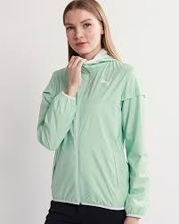 <b>Куртка</b> женская Puma <b>Essentials Solid</b> Windbreaker, цвет: светло ...