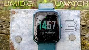<b>Umidigi Uwatch 3</b> Proper Review - YouTube