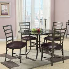 marble dining room table darling daisy: acme furniture daisy  piece square faux marble dining table set sqwh