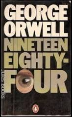 George Orwell's 42 different covers for 1984 |