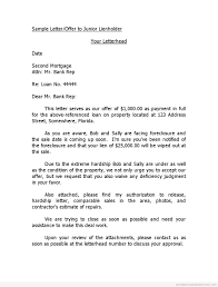 sample real estate offer letter apology letter  how