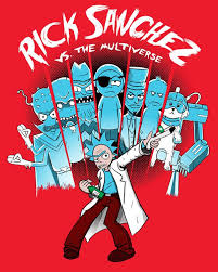 <b>Rick</b> Sanchez <b>Vs The Multiverse</b> by LavaLampCreative | Super ...