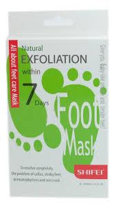 <b>Маска</b> для ног <b>отшелушивающая</b> Foot <b>Mask</b> Natural Exfoliation ...