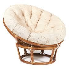 <b>Кресло PAPASAN</b> 23/01 W с подушкой (Коньяк) — купить в ...