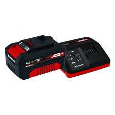 Устройство зарядное + <b>аккумулятор Einhell PXC 18В</b> 4 Ач + ...