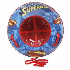 Тюбинг <b>1toy WB</b> Супермен 100 см Т10468 Артикул 414344 купить ...