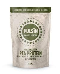 <b>Pea Protein</b> | Pulsin