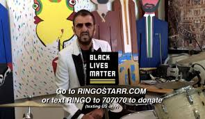 <b>Ringo Starr</b> Turns 80 With Beatles Classics and Black Lives Matter ...