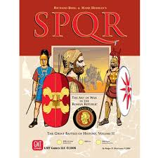 SPQR: Deluxe Edition, 2nd Printing - GMT Games