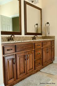 Diy Staining Kitchen Cabinets 25 Best Ideas About Staining Kitchen Cabinets On Pinterest