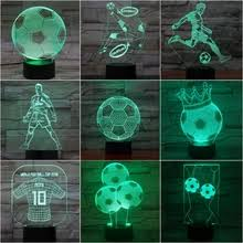 Buy <b>3d</b> lamp soccer and get free shipping on AliExpress