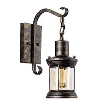 <b>Vintage</b> Wall Light Industrial Lighting <b>Retro</b> Metal Wall lamp Indoor ...