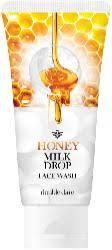 Очищающее <b>молочко для лица Honey</b> Milk Drop Face Wash ...