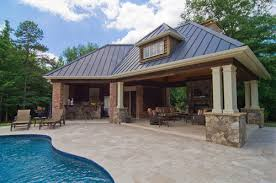 Popular Pool House Designs and Popular Pool Side Cabana Plans to    Popular Pool House Designs and Popular Pool Side Cabana Plans to Build   Pool   Pinterest   Pool Houses  Cabanas and Pools