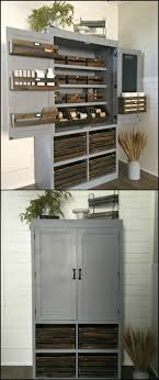 upper kitchen cabinets pbjstories screenbshotb: if you need just a small pantry for your small kitchen then heres a diy