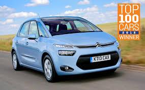 Top 100 <b>Cars</b> 2016: Top <b>5</b> Five-<b>seat</b> MPVs