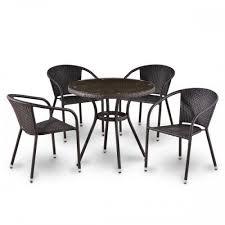<b>Комплект плетеной мебели Афина-мебель</b> T283ANT/Y137С-W51 ...