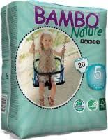 <b>Подгузники</b> (памперсы) <b>Bambo Nature</b> - каталог цен, где купить в ...