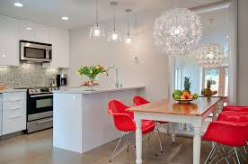 view in gallery smart use of mirror amplify both the light and visual space bell jar lighting fixtures