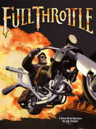 <b>Full Throttle</b> (1995 video game) - Wikipedia
