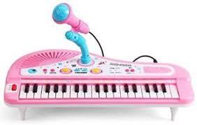 Yifan <b>Electronic Organ Keyboard</b> Piano with Microphone <b>Kids</b> ...
