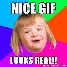nice gif looks real!! - I can count to potato | Meme Generator via Relatably.com