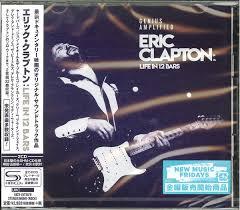 <b>Eric Clapton</b> - <b>Life</b> In 12 Bars (2018, SHM, CD) | Discogs