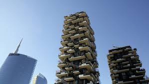 Milan is growing <b>trees</b> on skyscrapers | World Economic Forum