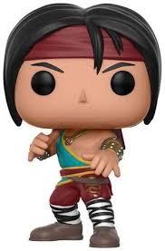Funko Pop Games: Mortal Kombat Liu Kang ... - Amazon.com