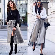 <b>Модные юбки</b> 2019 года: 20 фото тенденций весны и лета!