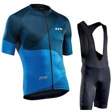 <b>Northwave 2019</b> Men <b>Cycling Jersey</b> Summer Short Sleeve Set ...