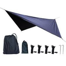samibuluo 2 person outdoor camping hunting mosquito net parachute hammock garden hanging bed leisure