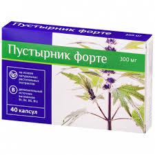 Купить PL <b>Пустырник Премиум капс</b>.№<b>40</b> в Москве по цене от ...