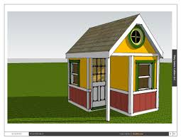 Small House Plans   Tiny Green CabinsSunflower Tiny House