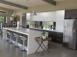 modern kitchen with island images