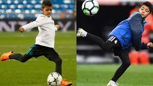 Cristiano Ronaldo Jr - Cristiano Ronaldo's Son - NEXT LEGEND ...