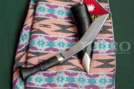 "<b>Кукри</b> Nepal <b>Kukri</b> House <b>4</b>"" <b>нож Paper Kukri</b> Steel Blade"