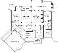 Nantahala Bungalow House Plans   Home Plans By Archival DesignsNantahala Bungalow House Plan   Nantahala Bungalow Mountain House   Craftsman Rustic Design