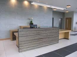 prev modern office reception desk