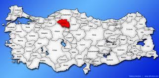 Image result for çankırı haritası