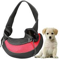 GPCT <b>Pet Puppy Carrier</b> Sling Hands-Free Shoulder Travel Bag ...