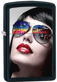 ROZETKA | <b>Зажигалка Zippo</b> Reflective <b>Sunglasses</b> 29090. Цена ...